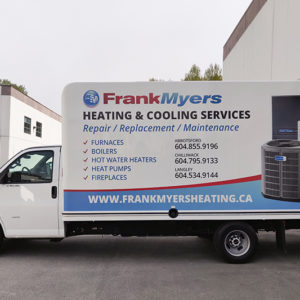 Abbotsford Vehicle Wrap