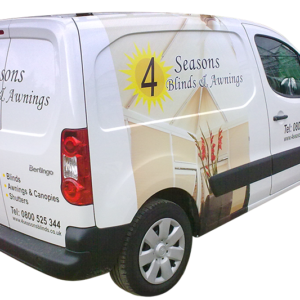 Abbotsford Car Wrap Installed by 3M Trained Installer