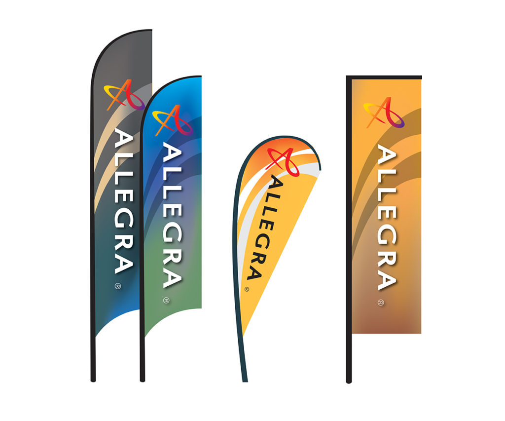 Abbotsford Customized Event Flag Print