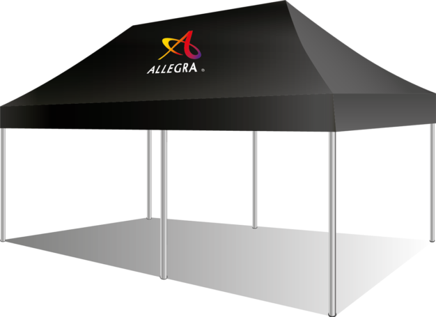 Fraser Valley Customized Event Canopy Tent Print